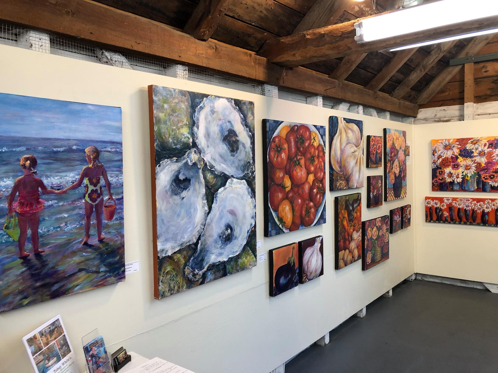 Port Clyde Art Gallery