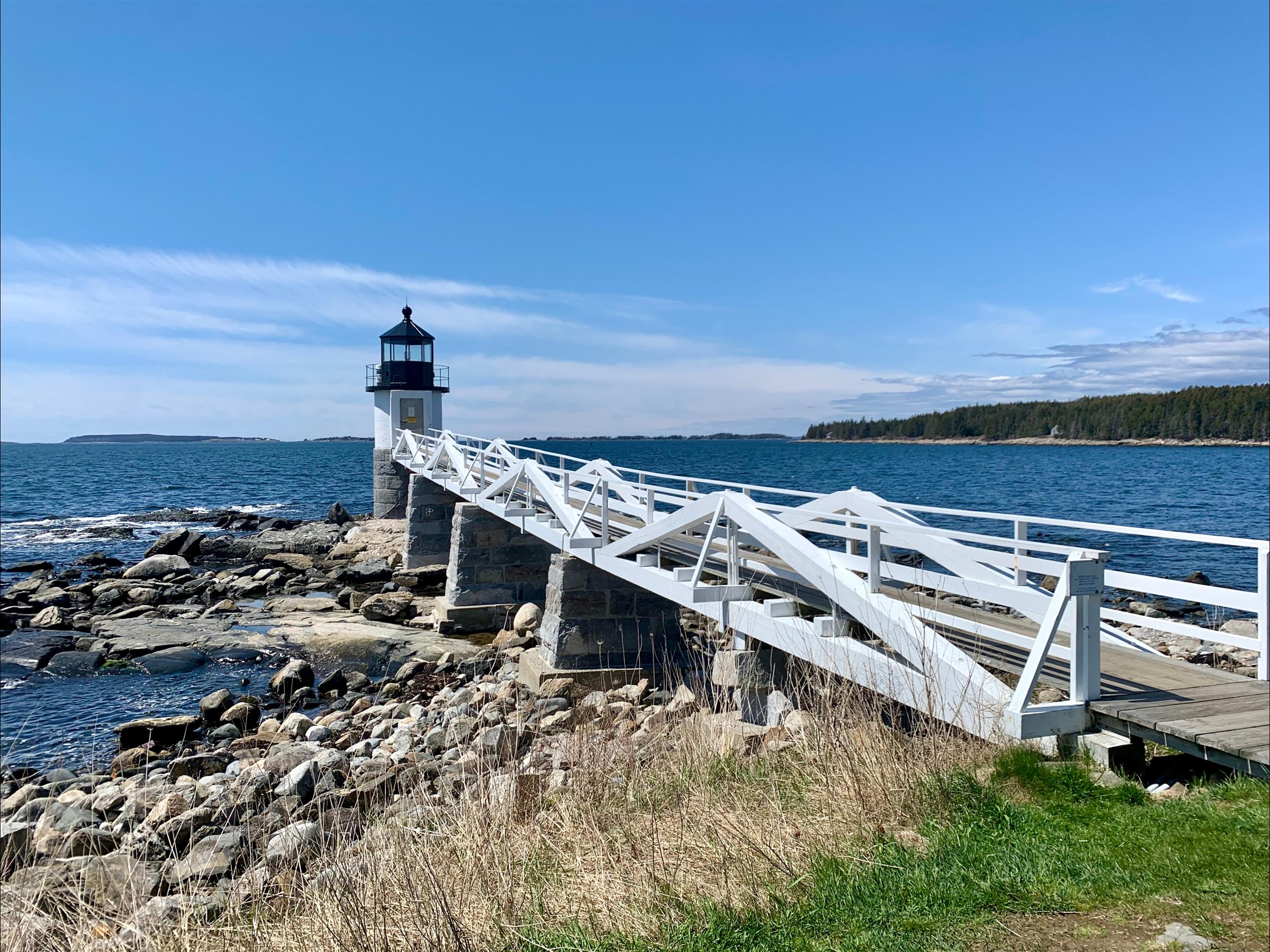 Marshall Point Lighthouse/ Museum